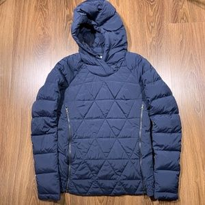Lululemon Fluffed Up Down Hooded Pullover Jacket